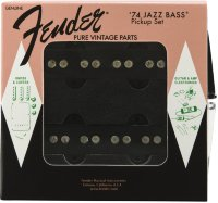 Fender Pure Vintage '74 Jazz Bass Set