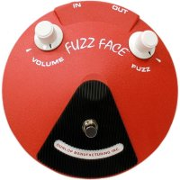 Dunlop JHF3 Band Of Gypsys Fuzz Face