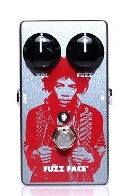 MXR Jimi Hendrix Fuzz Face Distortion