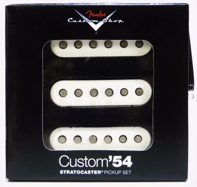 Fender Custom Shop `54 Strat Set
