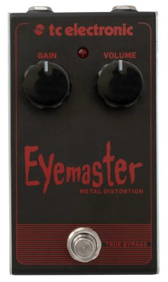 TC Electronic Eye Master Metal Distortion