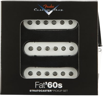 Fender Fat `60s Stratocaster Set