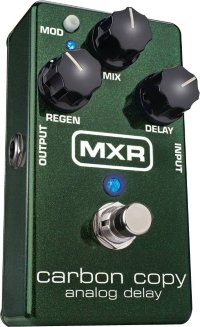 MXR M169 Carbon Copy Analog Delay
