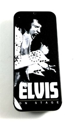 Dunlop Elvis Presley Elvis On Stage EPPT07 Pick Tin