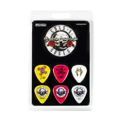 Dunlop Guns N Roses GNR001 Pick Tin