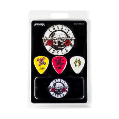 Dunlop Guns N Roses GNR002 Pick Tin