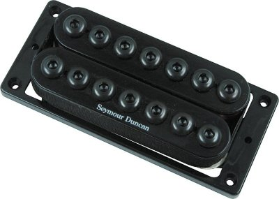Seymour Duncan 7-String SH-8b Invader Bridge Black