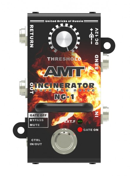 AMT NG-1 INCINERATOR Noise Gate