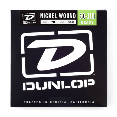 50-110 Dunlop DBN50110 Nickel Plated Bass