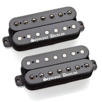 Seymour Duncan 7-String Black Winter Set