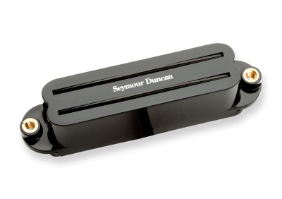Seymour Duncan SHR-1b Hot Rails For Strat Bridge Black