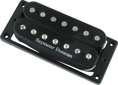 Seymour Duncan 7-String SH-6b Duncan Distortion Bridge Black