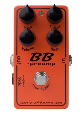 Xotic BB Preamp