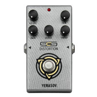 YERASOV SCS HD-10 Distortion