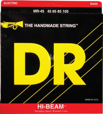 45-105 DR MR-45 Hi-Beam Stainless Steel Bass