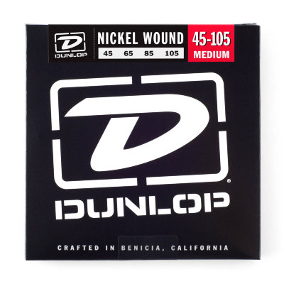 45-105 Dunlop DBN45105 Nickel Plated Bass