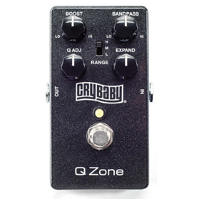 MXR CSP030 Cry Baby Q Zone Fixed Wah
