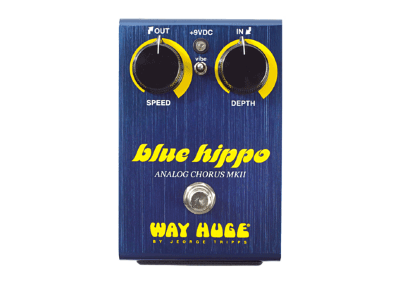 WHE601 Way Huge Blue Hippo