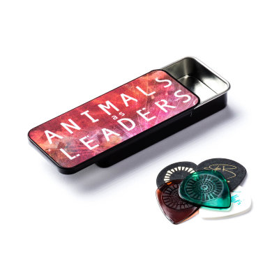 Dunlop Animals as Leaders AALPT01 Pick Tin