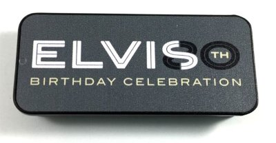 Dunlop Elvis Presley 80th Birthday EPPT08  Pick Tin