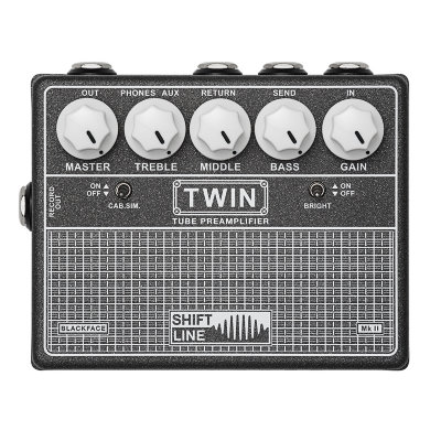 Shift Line Twin MkII