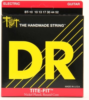 10-52 DR BT-10 Tite-Fit Nickel Plated