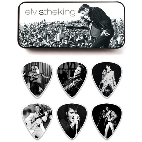 Dunlop Elvis Presley King EPPT01  Pick Tin